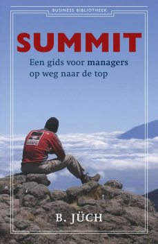 SUMMIT, Buck Juch