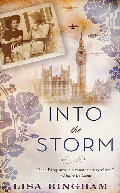Into the Storm, Lisa Bingham