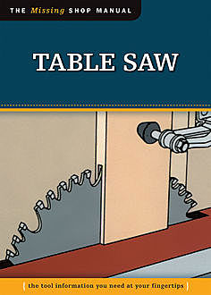 Table Saw (Missing Shop Manual), Not Available