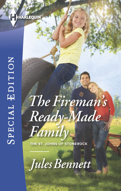 The Fireman's Ready-Made Family, Jules Bennett