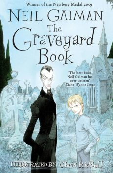 The Graveyard Book, Neil Gaiman