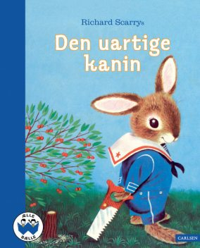 Den uartige kanin, Richard Scarry