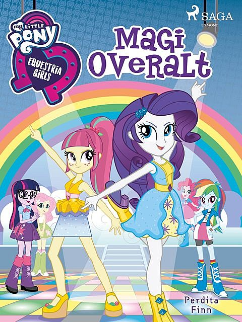 My Little Pony – Equestria Girls – Magi overalt, Perdita Finn