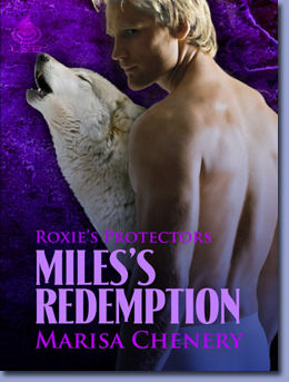 Miles's Redemption, Marisa Chenery