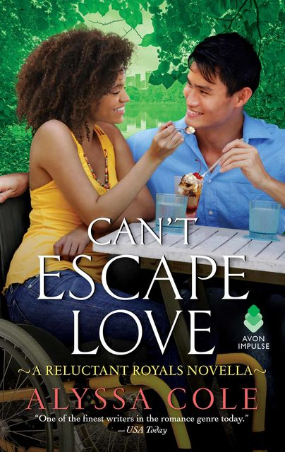 Can't Escape Love, Alyssa Cole