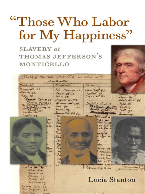 """Those Who Labor for My Happiness"", Lucia C.Stanton"