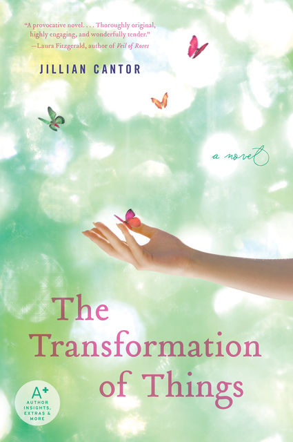 The Transformation of Things, Jillian Cantor