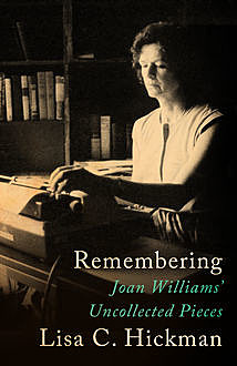Remembering, Joan Williams