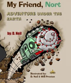 My Friend Nort Adventure Under The Earth, Neil