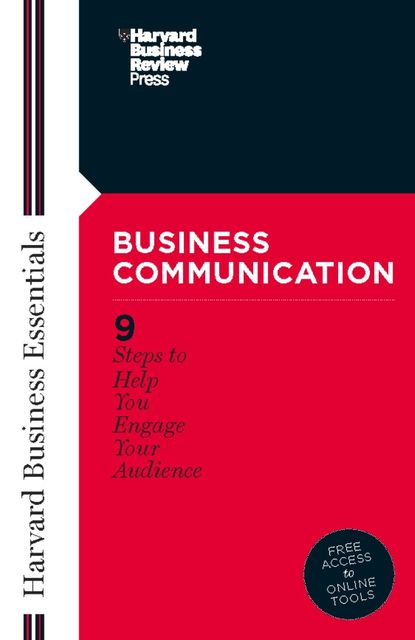 Business Communication, Harvard Business Review Press