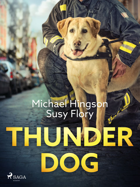 Thunder dog, Michael Hingson, Susy Flory