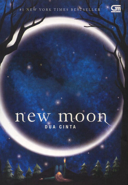 New Moon — Dua Cinta, Stephenie Meyer