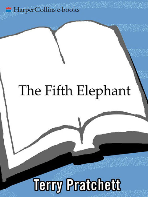 Discworld 24 - The Fifth Elephant, Terry David John Pratchett