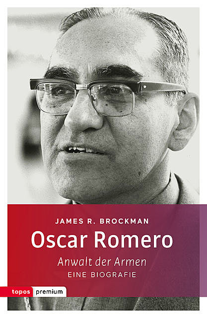 Oscar Romero, James R. Brockman