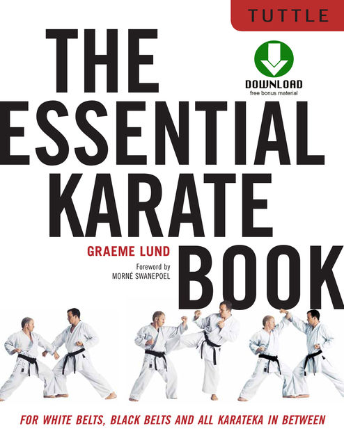 The Essential Karate Book, Graeme Lund