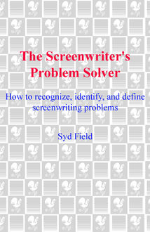The Screenwriter's Problem Solver, Syd Field