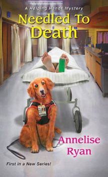 Needled to Death, Annelise Ryan