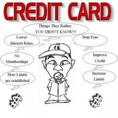 CREDIT CARDS THING THEY RATHER YOU DIDNT KNOW!, ADRIAN G.SCOTT