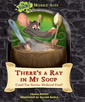There's a Rat in My Soup, Chana Stiefel