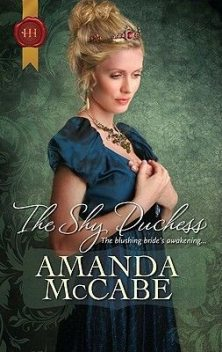 The Shy Duchess, Amanda McCabe