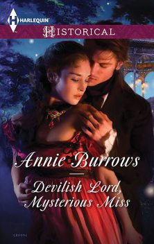 Devilish Lord, Mysterious Miss, Annie Burrows