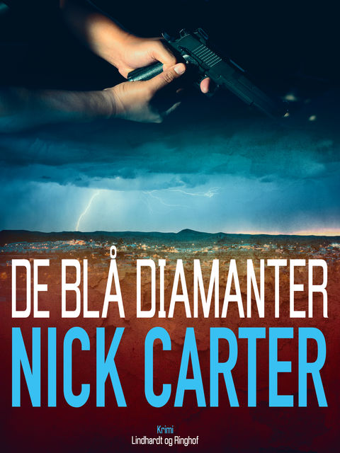De blå diamanter, Nick Carter