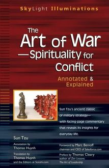 The Art of War—Spirituality for Conflict, Thomas Huynh