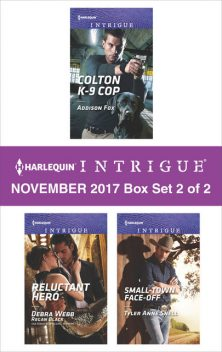 Harlequin Intrigue November 2017 – Box Set 2 of 2, Addison Fox, Black, Tyler Anne Snell, Webb D.