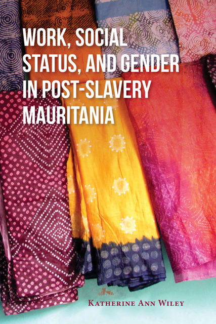 Work, Social Status, and Gender in Post-Slavery Mauritania, Katherine Ann Wiley
