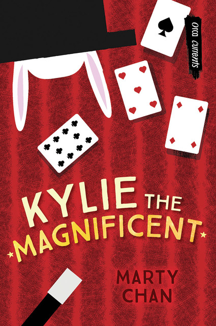 Kylie the Magnificent, Marty Chan