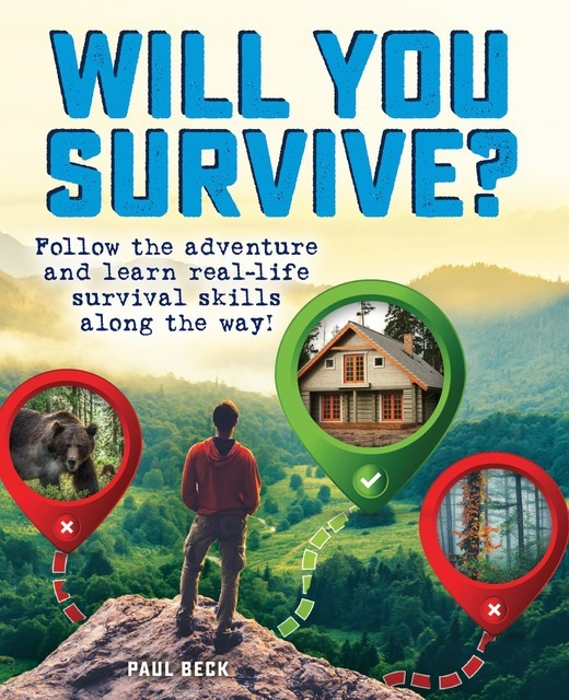 Will You Survive, Paul Beck