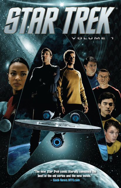 Star Trek Vol. 1, Mike Johnson