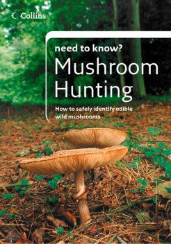 Mushroom Hunting (Collins Need to Know?), Patrick Harding