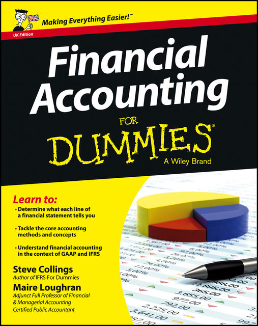 Financial Accounting For Dummies, Steven Collings