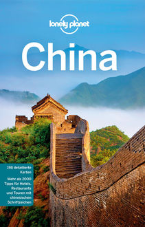 Lonely Planet Reiseführer China, Lonely Planet