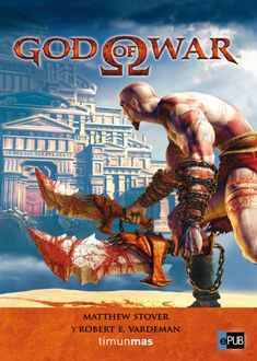 God Of War, Robert E. Matthew, Vardeman Stover
