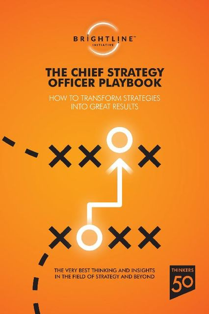 The Chief Strategy Officer Playbook EPUB, Stuart Crainer, Des Dearlove