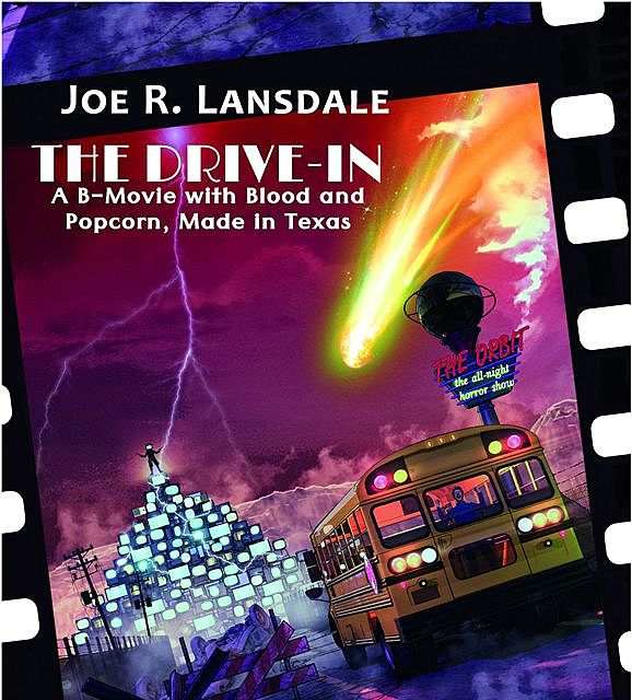 The Drive-In, Joe Lansdale