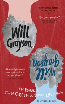 Will Grayson, Will Grayson, John Green, David Levithan
