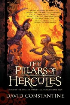 The Pillars of Hercules, David Constantine