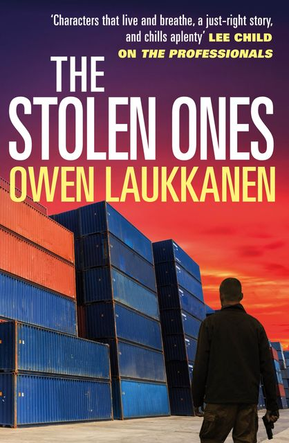 The Stolen Ones, Owen Laukkanen