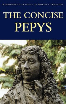 The Concise Pepys, Samuel Pepys, Tom Griffith
