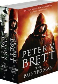 The Demon Cycle Series Books 1 and 2, Peter V. Brett