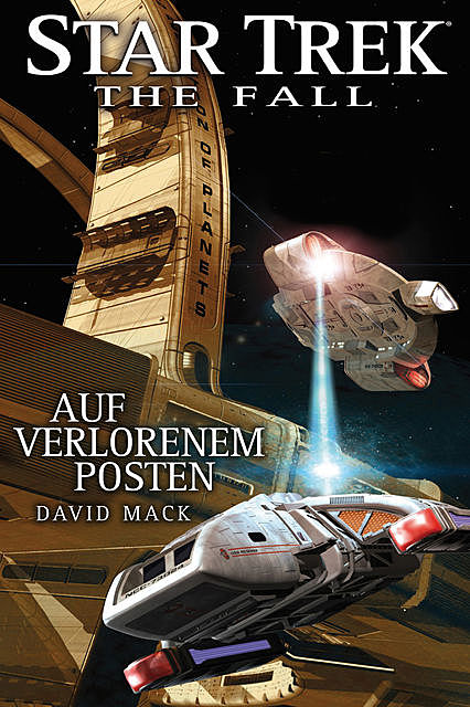 Star Trek – The Fall 3: Auf verlorenem Posten, David Mack
