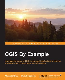 QGIS By Example, Alexander Bruy