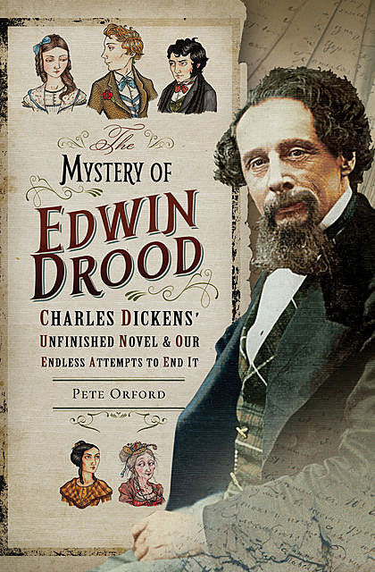 The Mystery of Edwin Drood, Pete Orford