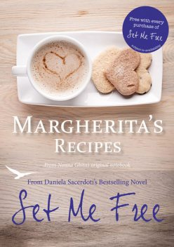 Margherita's Recipes, Daniela Sacerdoti