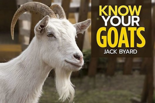 Know Your Goats, Jack Byard
