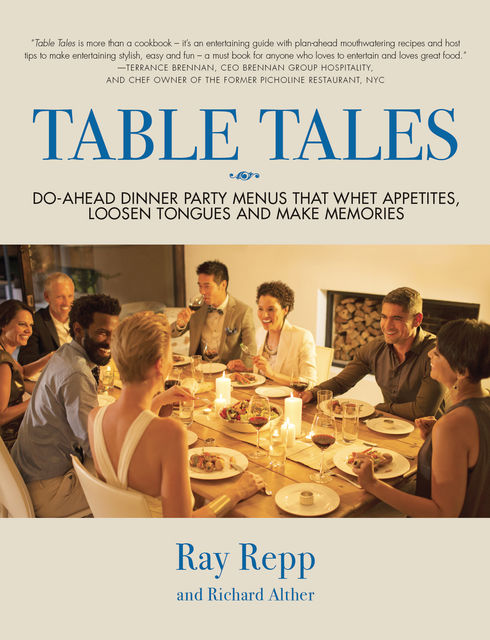TABLE TALES, Richard Alther, Ray Repp