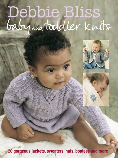 Debbie Bliss Baby & Toddler Knits, Debbie Bliss